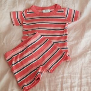 Hanna Andersson Short Pajamas 80 2T